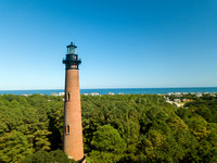 Currituck Lighthouse in Currituck, NC - OBX-Shot with DJI Mavic Pro